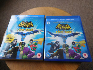 Batman Vs. Two-Face [Blu-ray 2017] NEW AND SEALED