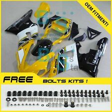 Fairing Bodywork Bolts Screws Set Fit Yamaha YZF-R1 00-01 2000-2001 20 N4