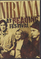 NIRVANA - at reading festival DVD