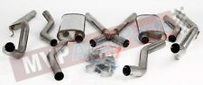 Stainless Steel Cat-Back Exhaust System 66-72 Chevy/GM C10/C20 V8 Pickup Truck