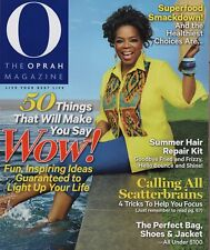 The Oprah Magazine Volume 14 Number 8 August 2013 [The Wow List]