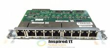 HWIC-D-9ESW-POE - Cisco 9-Port Ethernet Switch HWIC with Power Over Ethernet