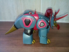 "Transformers Animated Series 6"" filo tirato Dinobot Figura Robot Dinosauro"