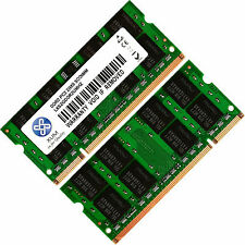 2GB 2X1GB Memoria Ram 4 Apple PowerBook G4 1.67GHz 17-pulgadas - [DDR2]