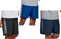 Mens Under Armour UA Graphic Wordmark Heatgear Shorts - 2XL/XL/Large - NWT