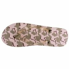 Camouflage Flip Flop   Sandals pink Camo shoe beach sandal cheap in USA MED