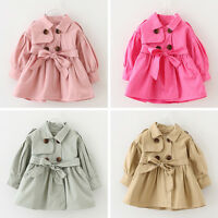 Baby Girl Winter Coats Jackets Snowsuit Clothes Kids Windbreaker Blazer Clothing