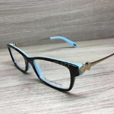 Tiffany   Co. 2140 Tf óculos Havana Turquesa Ouro 8134 51mm Autêntico 5137b8fa8f