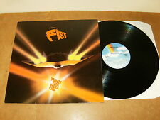 FIST : TURN THE HELL ON - GERMANY LP - MCA 202 992 - 1980