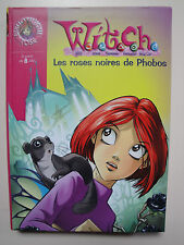 WITCH BD Livre Enfants N°8- Les Roses Noires de Phobos