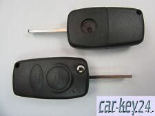 Alfa Romeo 147 156 Gt 2 Tasti Telecomando Chiave Pieghevole