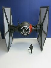 Figure environ 15.24 cm Star Wars Light Saber Luke ou rey Noir Série 6 in