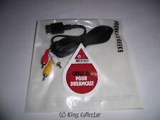 Accessoire - Dreamcast - Cable AV pour Dreamcast - Freaks and Geeks