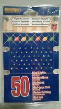 New lemax 50 mini light multi color Battery Operated or a/c