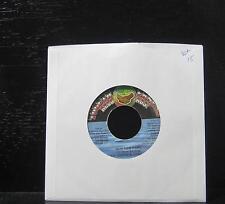 "Tony Curtis / Jigsy King - Wuk Dem Hard 7"" VG+ Jamaica Vinyl 45"