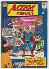 Action Comics #328 DC Comics 1965, Superman's Hands of Doom