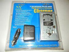Ni-Cd/Ni-MH Universal Camcorder Battery Charger by camLife 23-399 Digital Camera