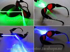 Laserschutzbrille 200 NM - 540 NM  **CE zertifiziert**   mit DHL aus Deutschland