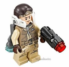 LEGO STAR WARS  MINIFIGURA REBEL TROOPER MODEL III SET 75133 ORIGINAL MINIFIGURE
