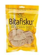 Dried Healthy Fish Snack (Hardfiskur) from Iceland