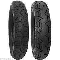 Honda Shadow Sabre ACE VT1100 - Kenda Kruz front tire 120/90-18 & rear 170/80-15