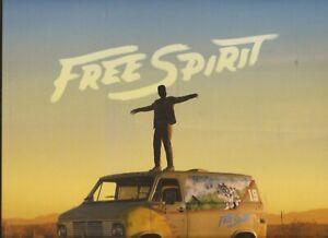 Khalid - Free Spirit   ( Double  Vinyl LP  + Poster  )