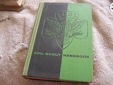 1957 Girl Scout Handbook- 16th Impression