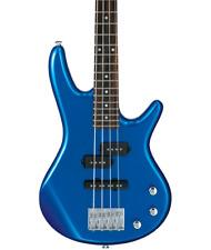 Blue GUKULELE Professionally Modified Bass Guitar Electric Ukulele Ibanez Uke