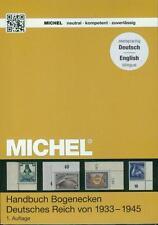 Michel Handbuch Bogenecken Deutsches Reich NEU
