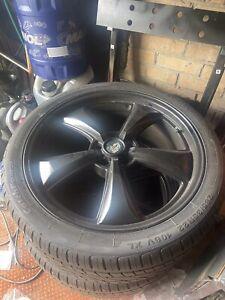 chrysler 300c alloy wheels 22