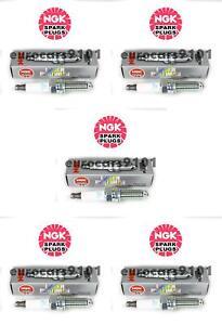 Set of (5) Mercedes-Benz NGK Spark Plugs 4288 0041594903
