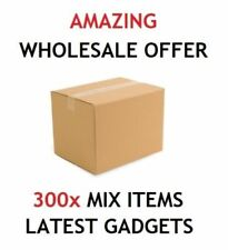 MIXED 300 ITEMS WHOLESALE JOB LOT IPHONE 5S 6S IPAD IPOD MOBILE ACCESSORIES SALE