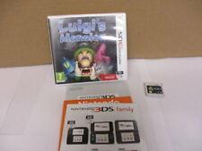 Luigis Mansion 3DS Nintendo Game in Excellent Condition