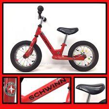 Schwinn Skip Toddler Balance Bike, Red 12-Inch Wheels, Beginner Rider Training,