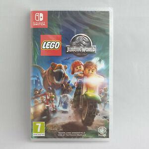 Nintendo Switch - Lego Jurassic World NEW SEALED