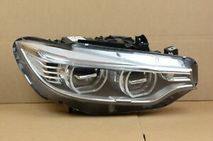 14 15 16 17 BMW 4 Series Adaptive LED Headlight Right RH Passenger Side OEM