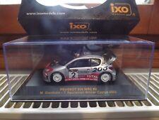 PEUGEOT RALLYE 206 WRC IXO RAM 085 1/43