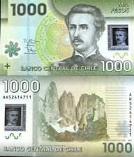 CILE - Chile 1000 pesos 2017 Polymer FDS - UNC
