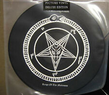 """NACHTMYSTIUM """"REIGN OF THE MALICIOUS"""" - PICTURE DISC LP - DELUXE EDITION"""