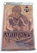 2005-06 Upper Deck Artifacts HOBBY Pack Sidney Crosby RC Gretzky Auto/Jersey?