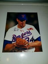 Nolan Ryan Numbered Ultimate Fan Collectibles 8 X 10 Photo