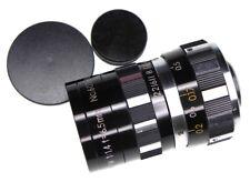 Zunow 6.5mm f1.4 D mount  #6070386