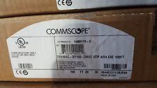 OEM COMMSCOPE 1499199-5 TE510UC-GY100: CMUC UTP 4/24 C5E 100FT
