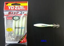 OPPAI TATAKI YO ZURI FLOATING SQUID JIG 3.0 CALAMARI 04-L GLOW PESCA TOTANARA