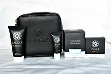 LaliqueSingapore Airlines scented candle, soap, body lotion, lip balm and case