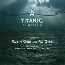 ROBIN & RJ GIBB: THE TITANIC REQUIEM NEW CD