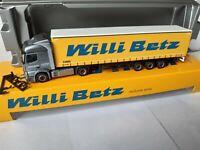 Actros 1842  D  12701      WILLI BETZ   Schmitz Cargobull Tautliner   D 33900
