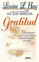 Gratitud (Spanish Edition)  Paperback by Louise L. Hay