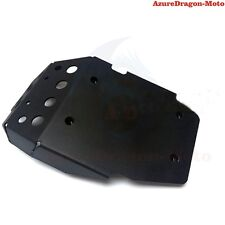 For BMW F800GS F650GS F700GS Black Engine Guard Bash Skid Plate