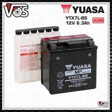 BATTERIA YUASA YTX7L-BS 12V 6Ah PER HONDA SH 125 SH 150 YTX7LBS